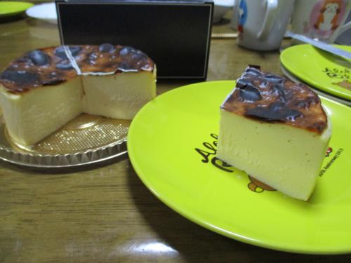 beltzベルツ バスクチーズケーキ